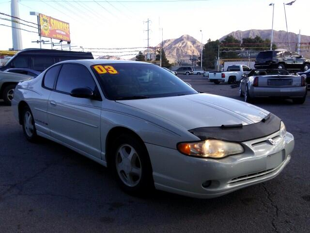 Used Cars in Las Vegas 2003 Chevrolet Monte Carlo