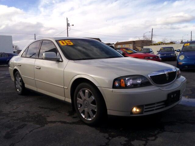 Used Cars in Las Vegas 2005 Lincoln LS