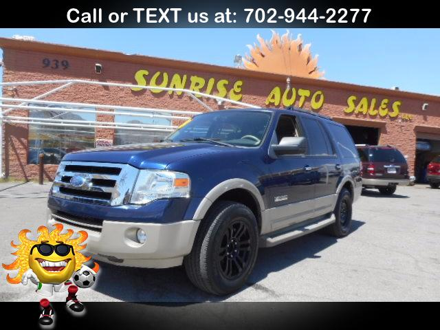 2008 Ford Expedition Eddie Bauer 2WD