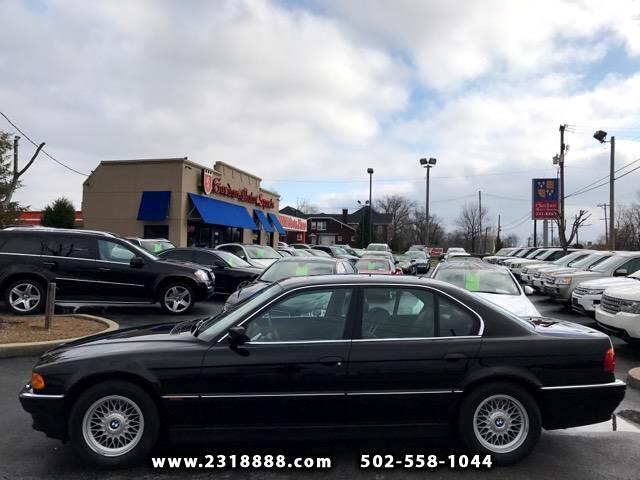 1997 BMW 7-Series 740i