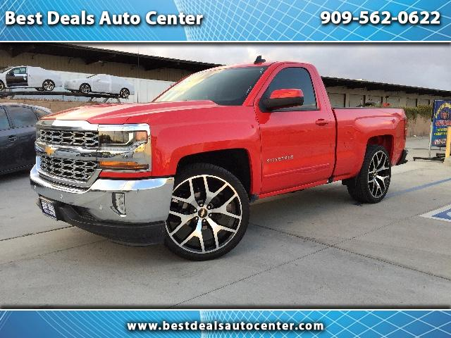 2016 Chevrolet Silverado 1500 LT Short Box 2WD