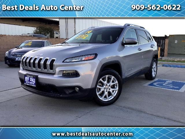 2014 Jeep Cherokee Latitude FWD
