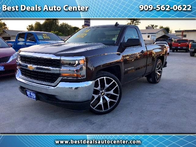 2016 Chevrolet Silverado 1500 LT Short box