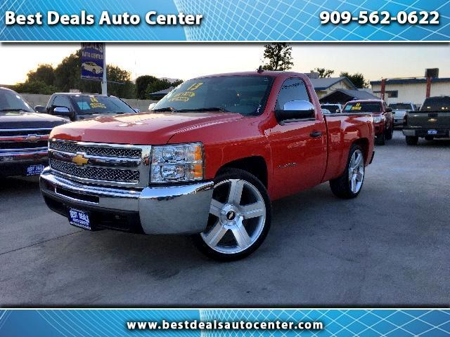 2013 Chevrolet Silverado 1500 LT Short box