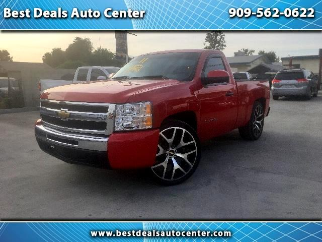 2011 Chevrolet Silverado 1500 LT Short bed 2wd