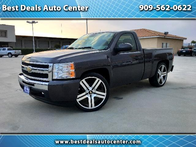 2010 Chevrolet Silverado 1500 LT Short Box 2WD