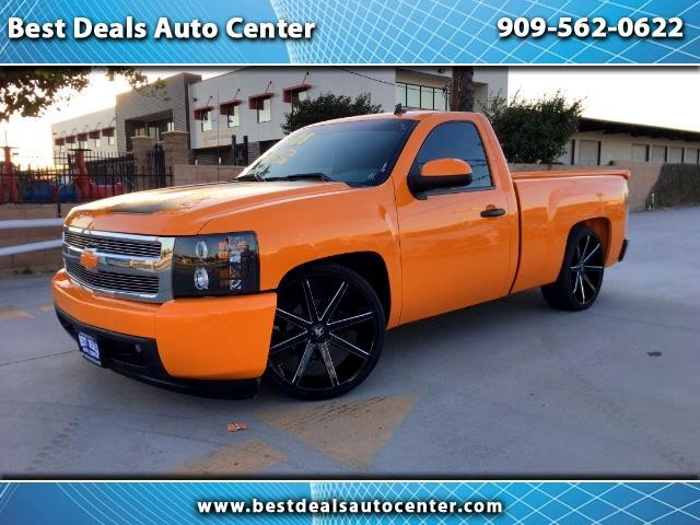 2008 Chevrolet Silverado 1500 LT2 Short Box 2wd