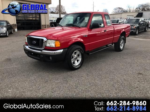 2005 Ford Ranger Custom SuperCab 4WD