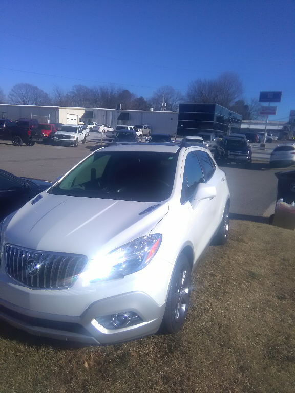 2013 Buick Encore Leather FWD