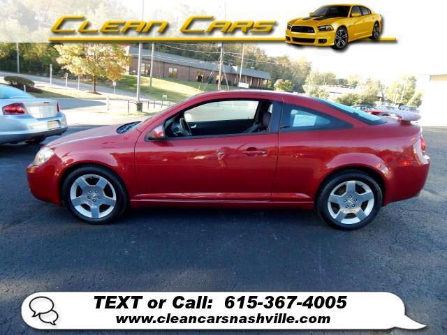 2010 Chevrolet Cobalt LT2 Coupe