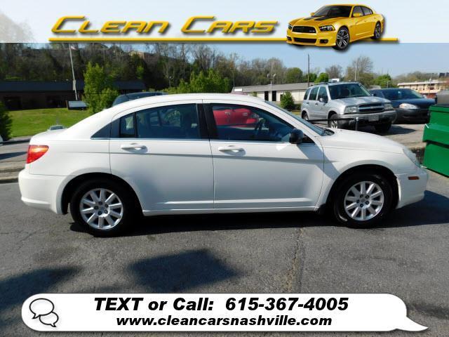 2008 Chrysler Sebring Sedan LX