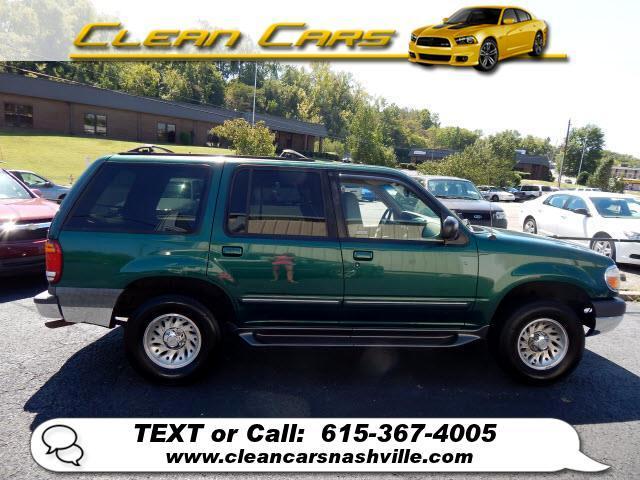 1999 Ford Explorer XLT 2WD