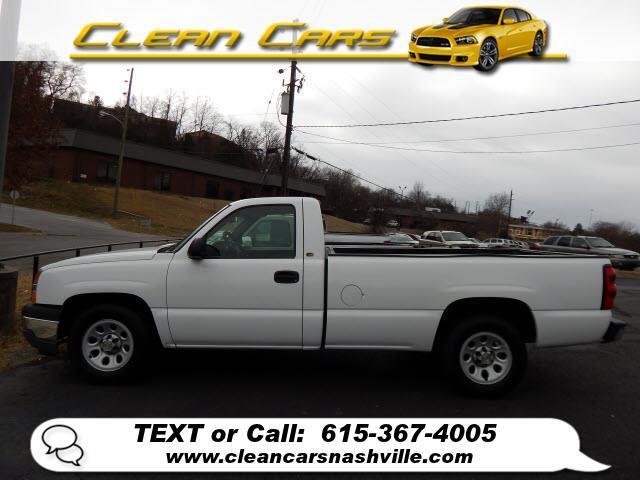 2005 Chevrolet Silverado 1500 LS Long Bed 2WD