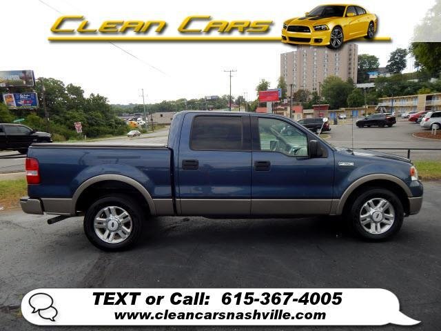 2004 Ford F-150 Lariat SuperCrew 2WD