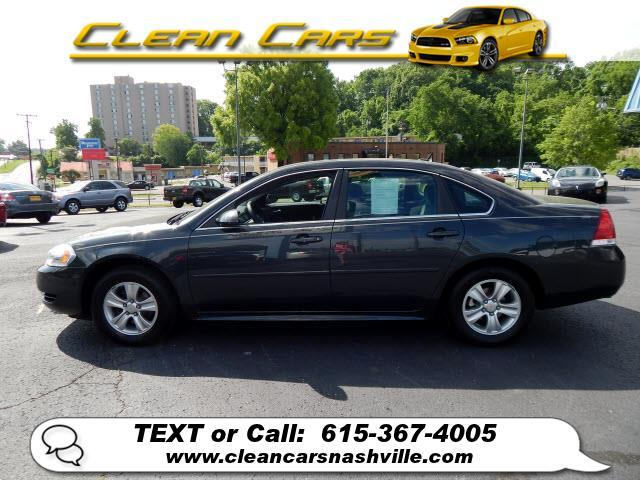 2013 Chevrolet Impala LS (Fleet)