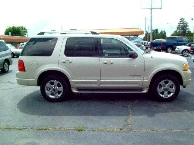 2005 Ford Explorer Limited 4.6L 2WD