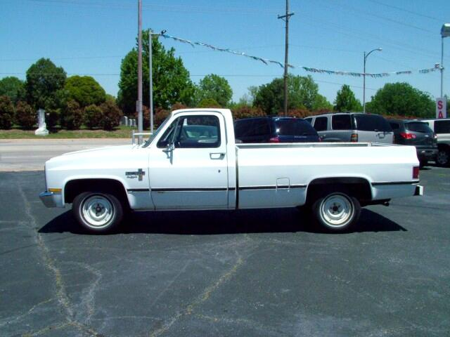 1982 Chevrolet C/K 10 Regular Cab 2WD
