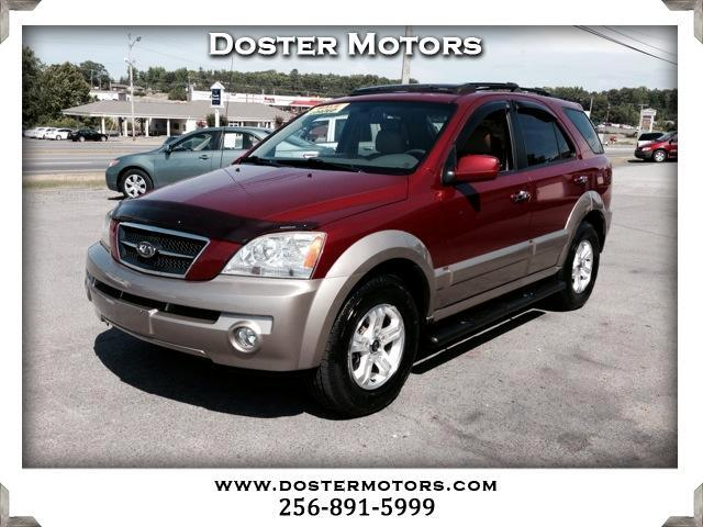 used 2005 kia sorento for sale in albertville al 35950