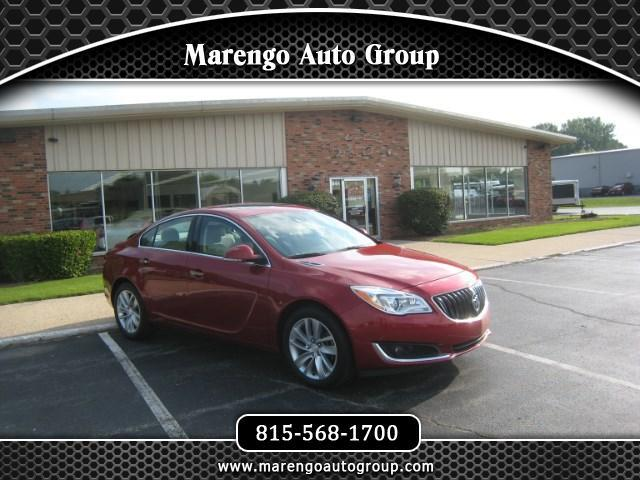 2014 Buick Regal Premium 2 AWD