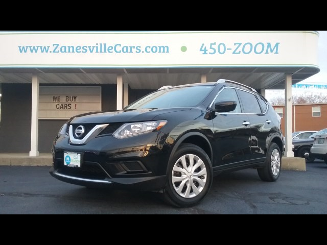 2016 Nissan Rogue AWD 4DR S w/ WEATHERTECH