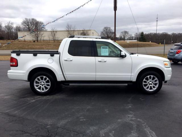 2007 Ford Explorer Sport Trac 4WD