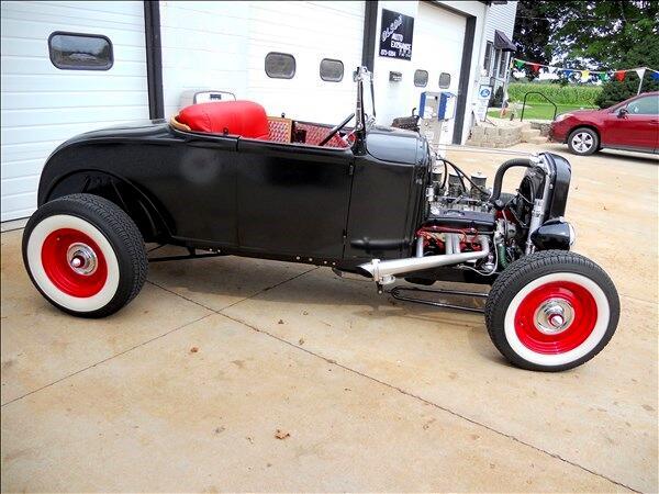 1931 Ford Model A Custom Roadster