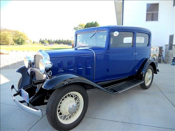 1932 Chevrolet 2 Door Confederate
