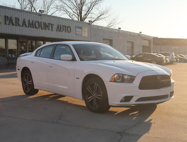 2013 Dodge Charger 4dr Sdn RT Max AWD