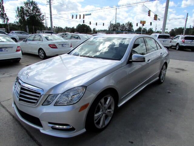 2013 Mercedes-Benz E-Class E350 Sedan