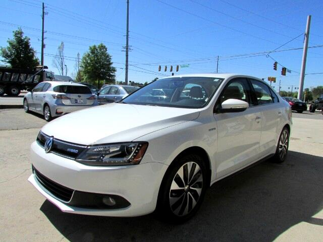 2013 Volkswagen Jetta Hybrid SEL Premium Plus