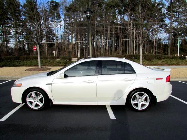 2006 Acura TL 5-Speed AT with Navigation System