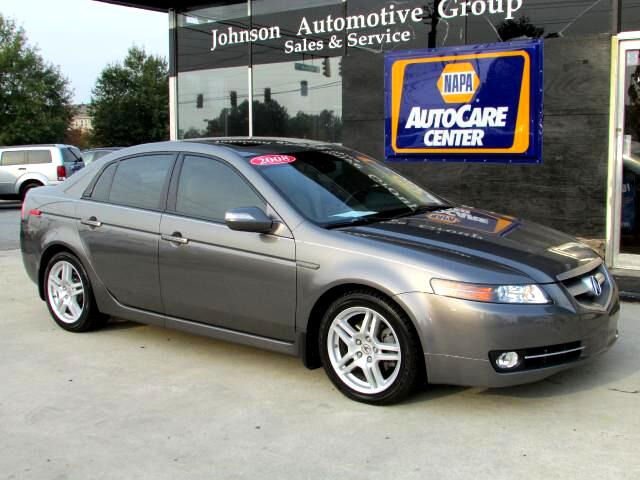 2008 Acura TL 3.2TL with Navigation System