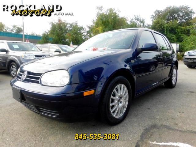 2003 Volkswagen Golf GLS 2.0