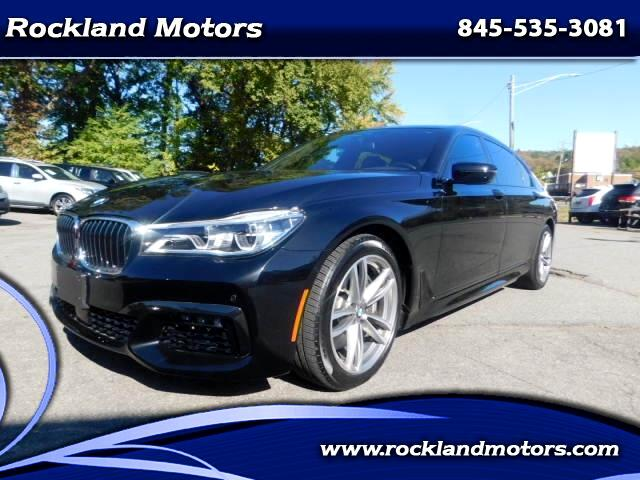 2016 BMW 7-Series 750Li xDrive M-Sport Package