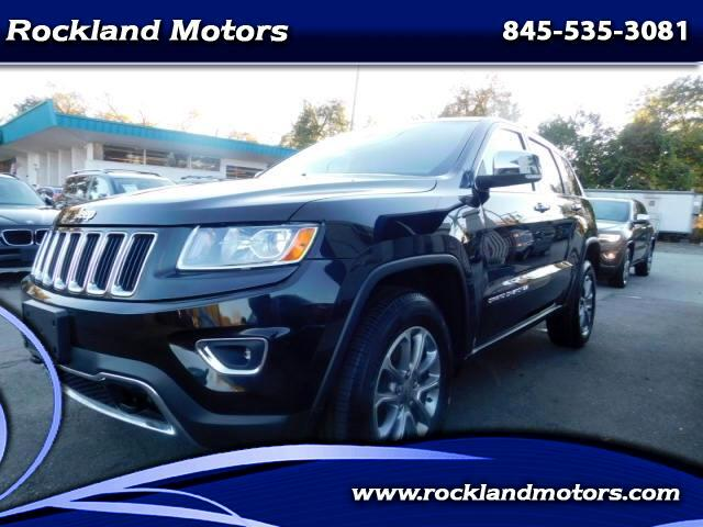 2014 Jeep Grand Cherokee Limited 4WD