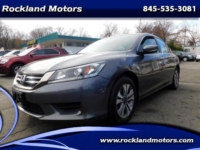 2013 Honda Accord EX Coupe AT with Leather