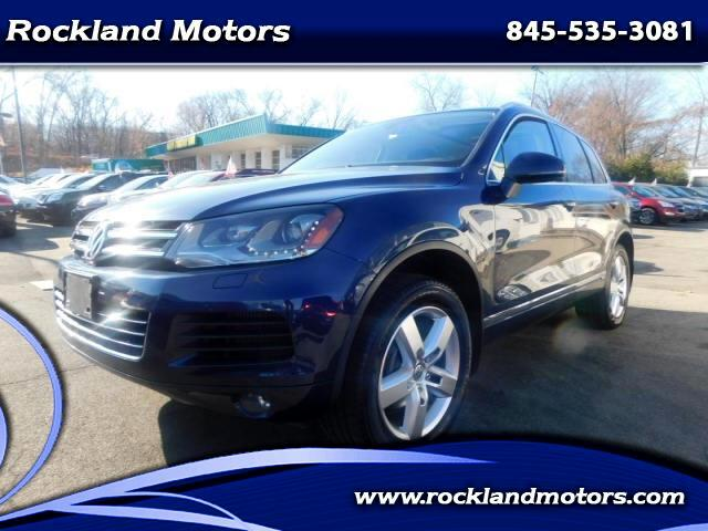 2013 Volkswagen Touareg TDI Executive