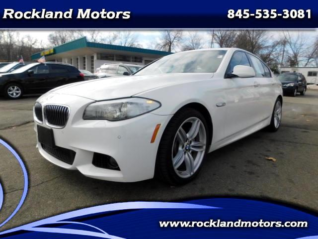 2013 BMW 5-Series 535i xDrive M-Sport Package