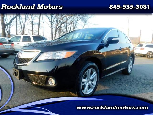 2013 Acura RDX 6-Spd AT AWD w/ Technology Package