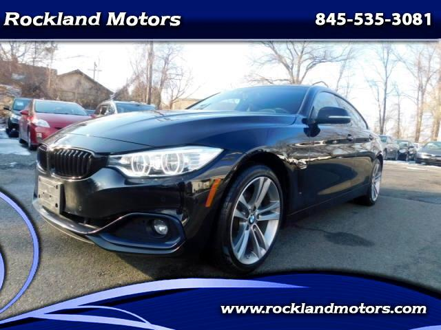 2015 BMW 4-Series Gran Coupe 428i xDrive Sport Package
