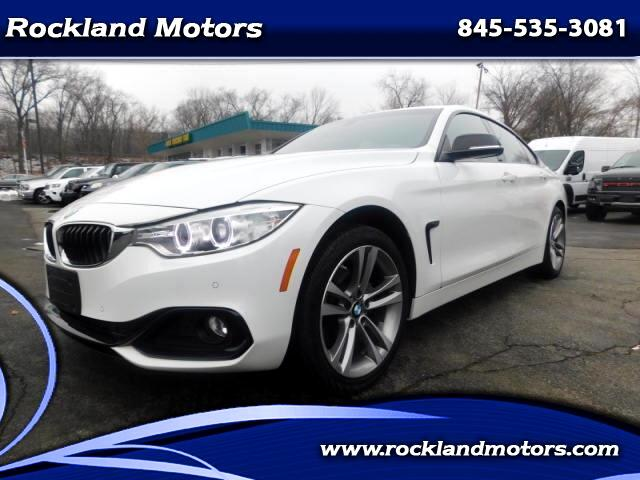 2015 BMW 4-Series Gran Coupe 428i XDrive Sport