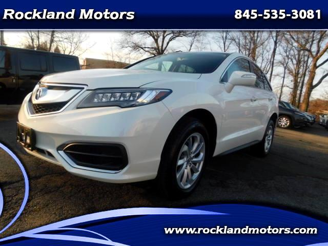 2017 Acura RDX 6-Spd AT AWD