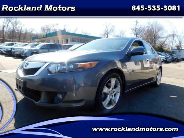 2009 Acura TSX 5-Speed AT