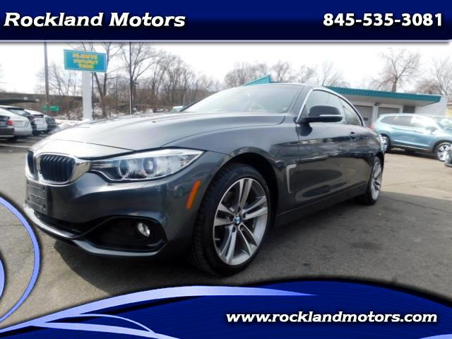 2015 BMW 4-Series 428i xDrive convertible Sport
