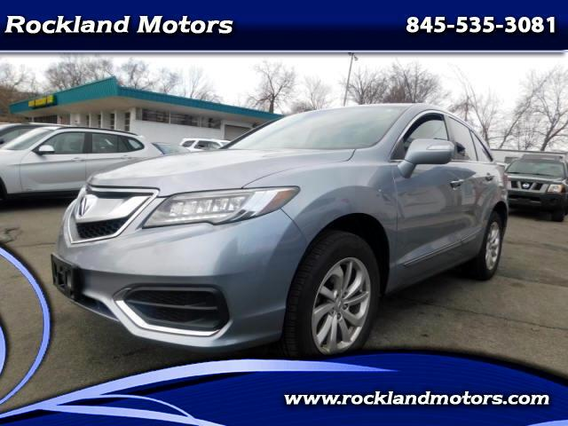 2016 Acura RDX 6-Spd AT AWD