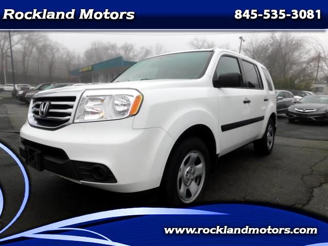 2015 Honda Pilot LX 4WD 5-Spd AT
