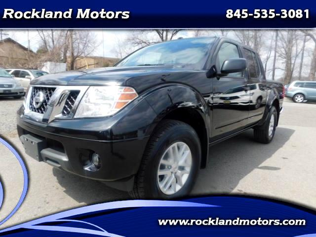 2016 Nissan Frontier SV 4WD