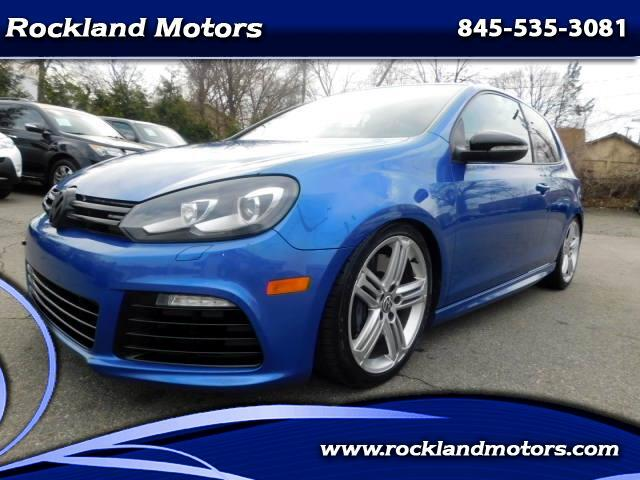 2012 Volkswagen Golf R 2 Door
