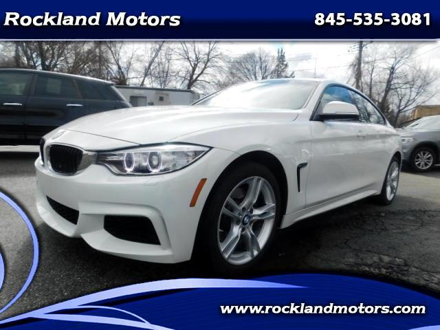 2015 BMW 4-Series Gran Coupe 428i xDrive M-Sport Package