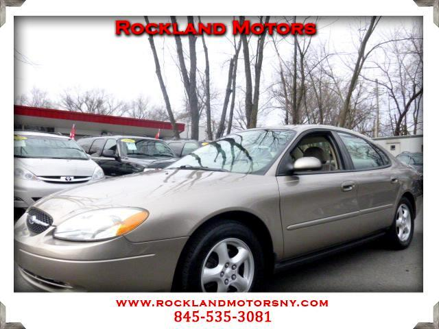 2003 Ford Taurus DISCLAIMER We make every effort to present information that is accurate However i